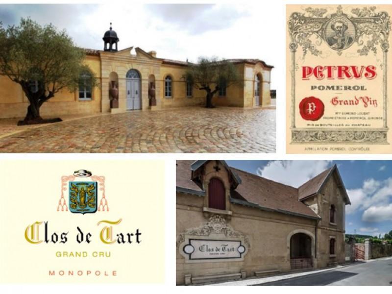 Topprijzen voor Franse wijngaarden