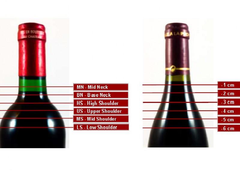 Vulniveau als kwaliteits-indicator bij oudere wijnen