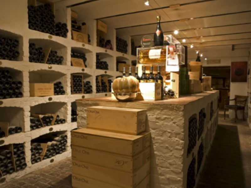"""Custom wine cellars are the new Lamborghini"""