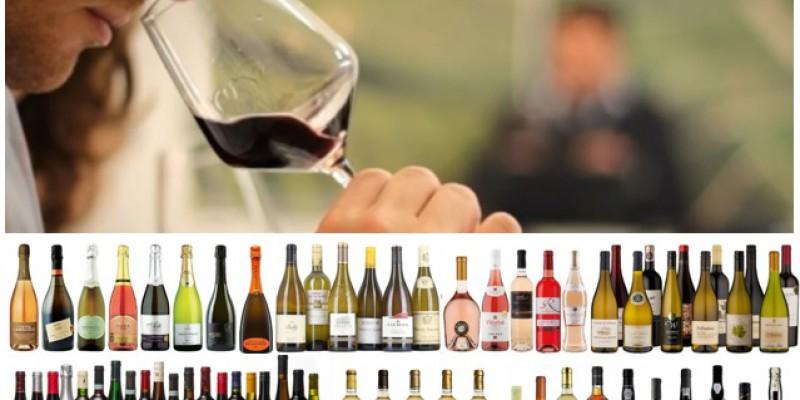 BASIS WIJNCURSUS:    6 avonden bij jou thuis, samen met je partner of wijnvriend(in)