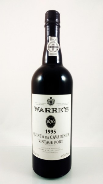 Warre's --- Vintage Port --- 1995 --- 75 cl