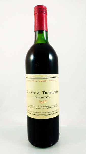 Château Trotanoy -- Pomerol -- 1982 -- 75 cl