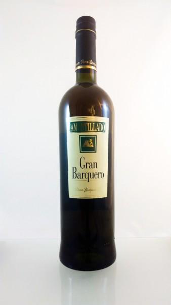 "Perez Barquero --- Sherry Amontillado ""Gran Barquero"" --- NV --- 75 cl"