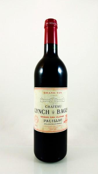 Château Lynch-Bages -- Pauillac -- 1994 -- 75 cl