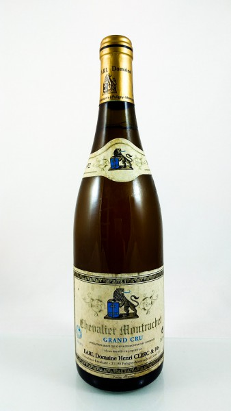 Henri Clerc -- Chevalier Montrachet -- Grand Cru -- 1992 -- 75 cl