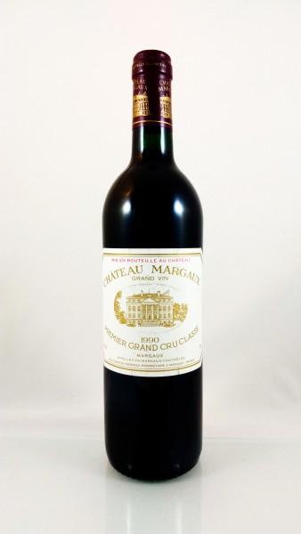 Château Margaux -- Margaux -- 1990 -- 75 cl