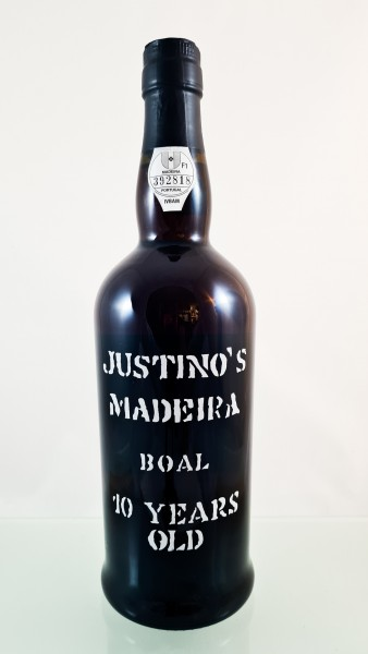 Justino's --- Madeira Boal 10 years old --- Non Vintage --- 75 cl