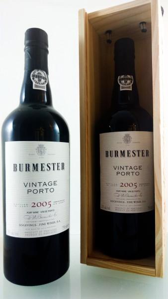 Burmester --- Vintage Port --- 2005 --- 75 cl