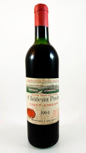 Château Pavie -- Saint-Émilion -- 1er Grand Cru Classé A --1964 - 75 cl
