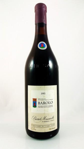 Bartolo Mascarello -- Barolo -- 1985 -- Magnum -- 150 cl