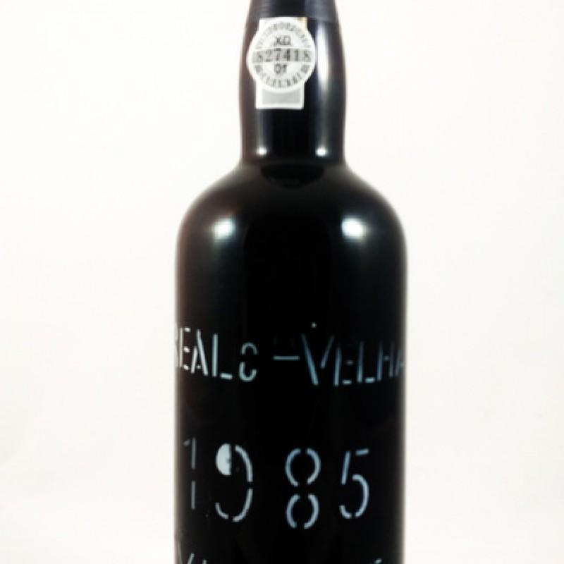 Real Companhia Velha -- Vintage Port -- 1985 -- 75 cl