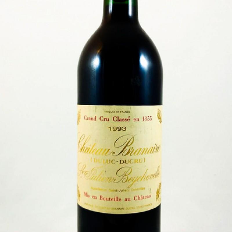 Château Branaire (Duluc-Ducru) -- Saint-Julien -- 1993  -- 75 cl