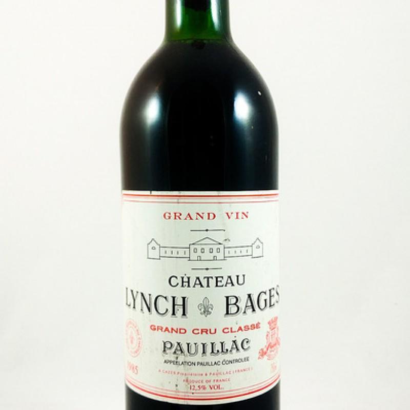 Château Lynch-Bages -- Pauillac -- 1985 -- 75 cl