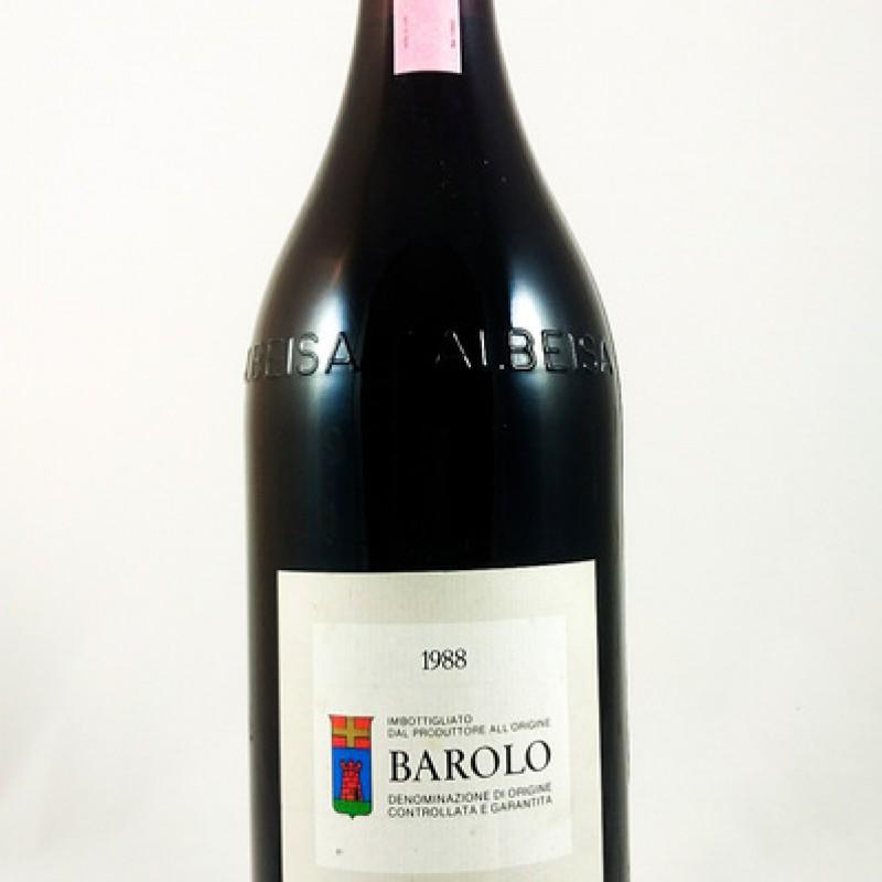 Bartolo Mascarello -- Barolo -- 1988 -- Magnum 1.5 l