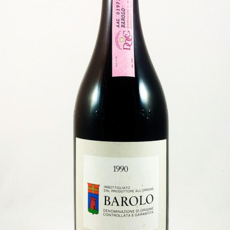 Bartolo Mascarello -- Barolo -- 1990 - 75 cl
