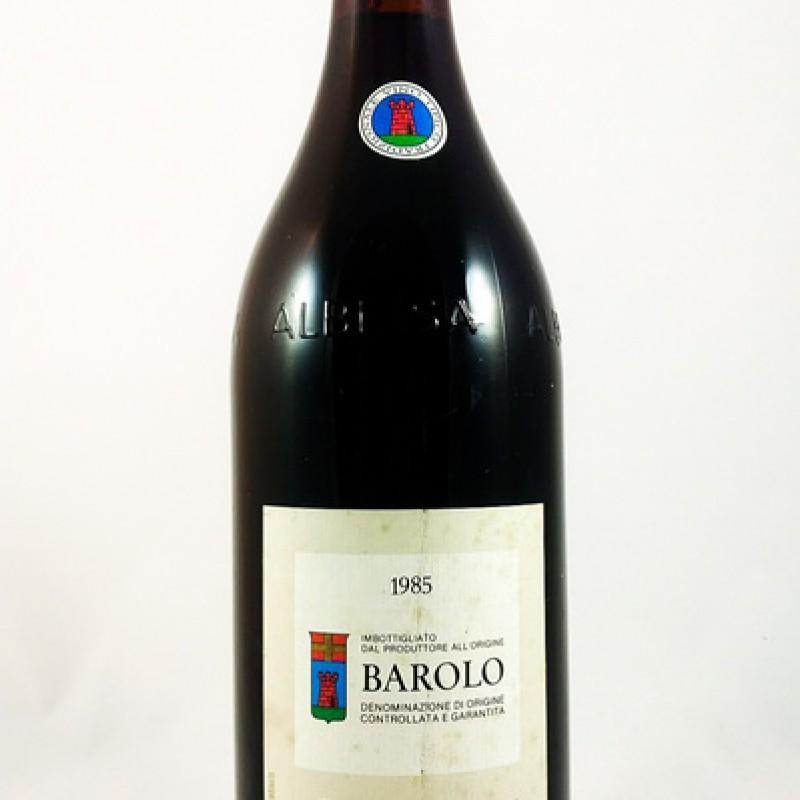 Bartolo Mascarello -- Barolo -- 1985 -- Magnum 1.5 l