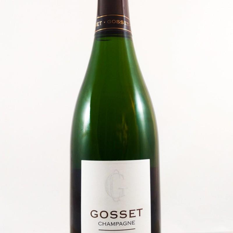 "Gosset --- Champagne ""Extra Brut"" --- Non Vintage --- 75 cl"