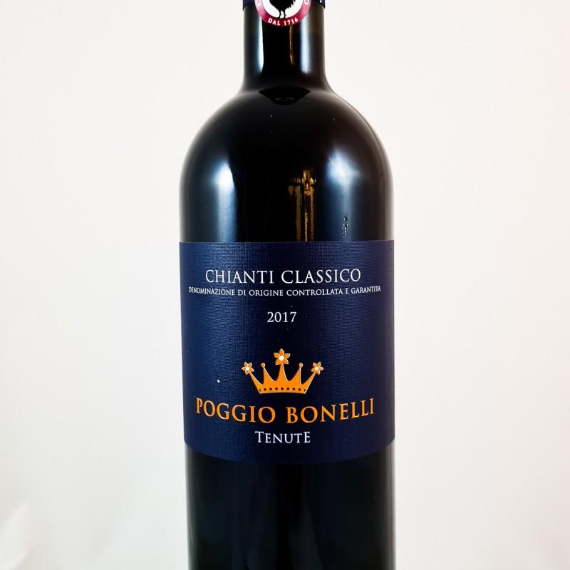 Poggio Bonelli -- Chianti Classico -- 2017 -- 75 cl