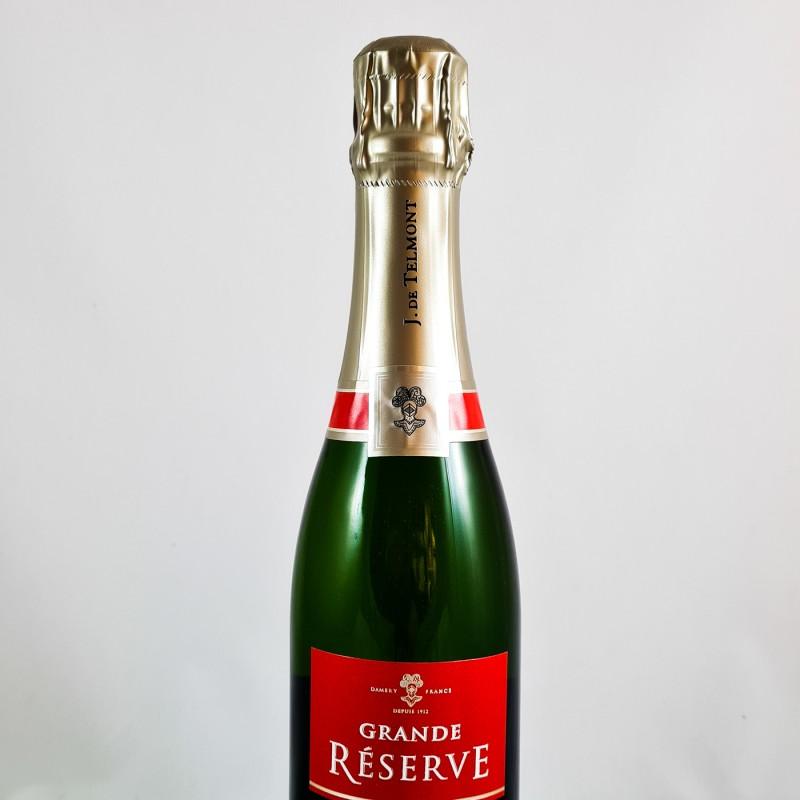 J. De Telmont --- Champagne Grande Réserve Brut --- NV --- 37.5 cl