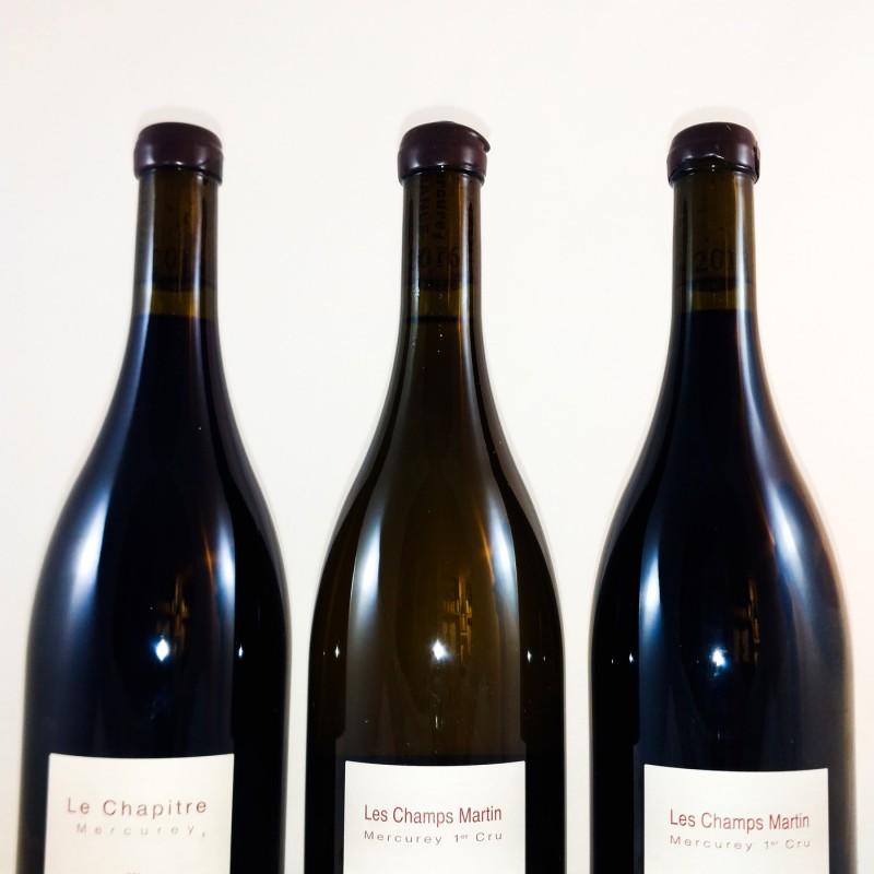 PROEFPAKKET:  De top-producent van Mercurey (Bourgogne)