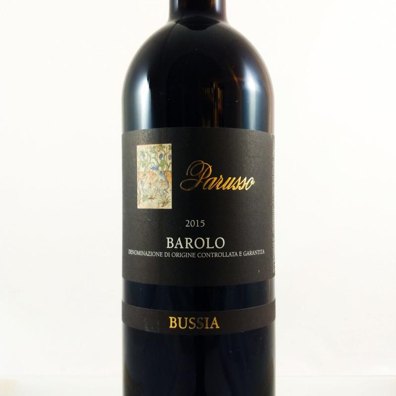 "Armando Parusso --- Barolo ""Bussia"" --- 2015 --- 75 cl"
