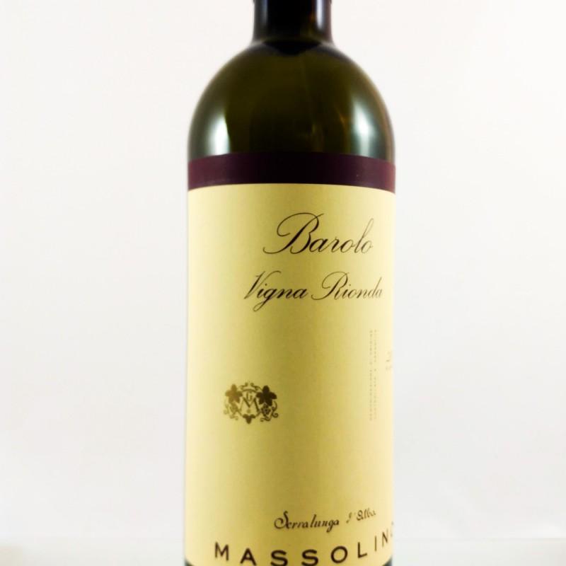 """Massolino --- Barolo Riserva """"Vigna Rionda"""" --- 2013 --- 75 cl"""
