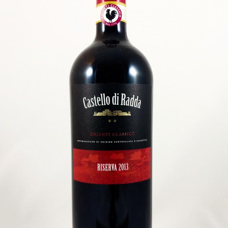 Castello di Radda -- Chianti Classico Riserva -- 2013 -- 75 cl